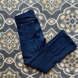 GAP Perfect Boot Jeans - Size 30r